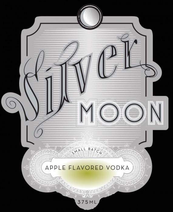 Silver Moon Apple Vodka by Kerrs Creek Distillery