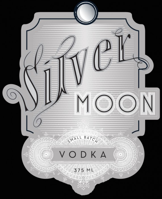 Silver Moon Vodka by Kerrs Creek Distillery